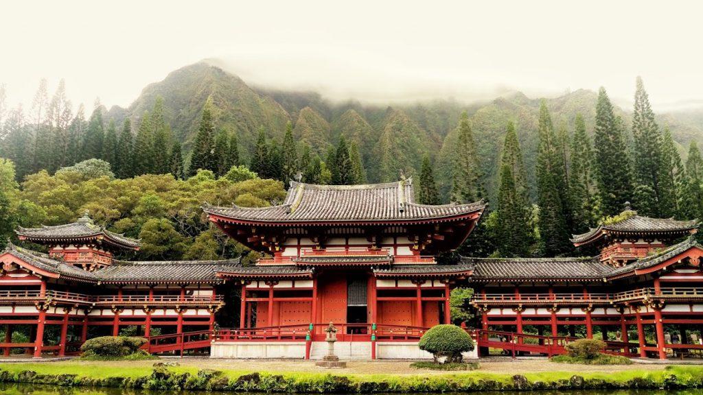 Byodo-In Temple, Hawaii