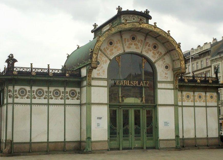 Karlsplatz, Vienna