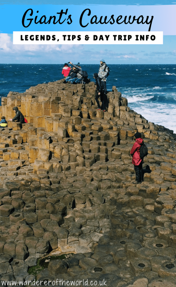 The Giant's Causeway Legend (+ Helpful Tips For Visiting Giant's Causeway!)