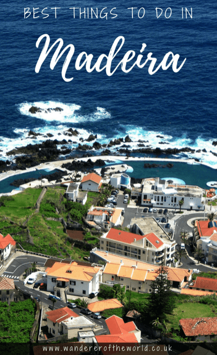 Top 10 Things To Do in Madeira [Infographic]