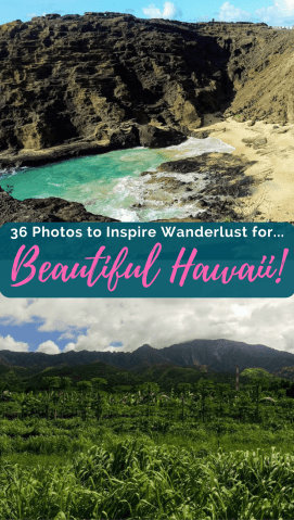 36 Photos to Inspire Wanderlust for Hawaii