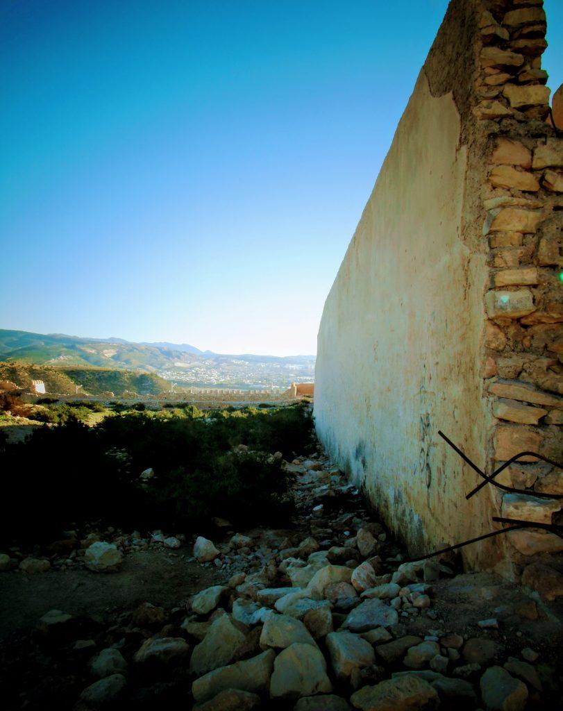 Old ruins, Agadir, Morocco