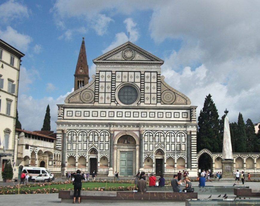 48 hours in Florence: Santa Maria Novella, Florence, Italy