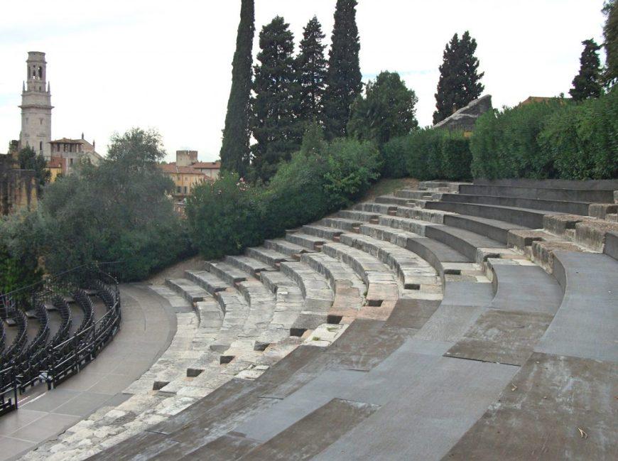Teatro Romano, Verona, Italy