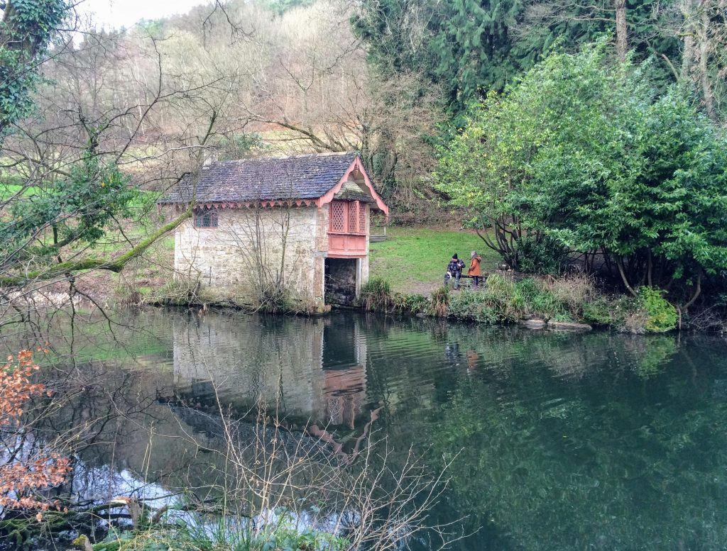 Woodchester Park, Gloucestershire