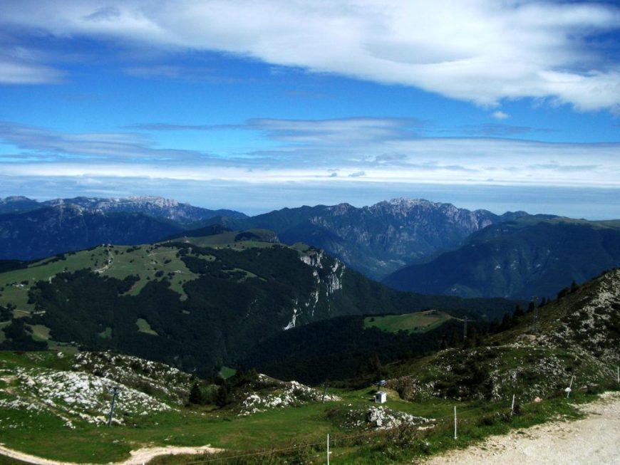 Monte Baldo, Malcesine, Lake Garda, Italy