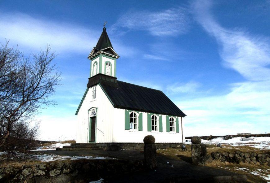 Church in Iceland