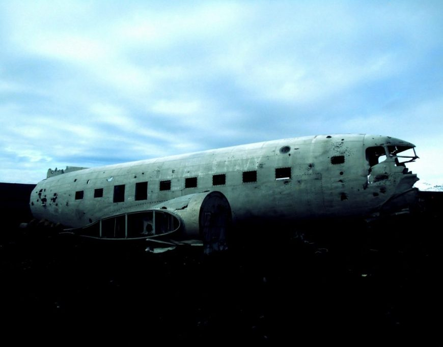 Sólheimasandur Iceland Crashed Plane