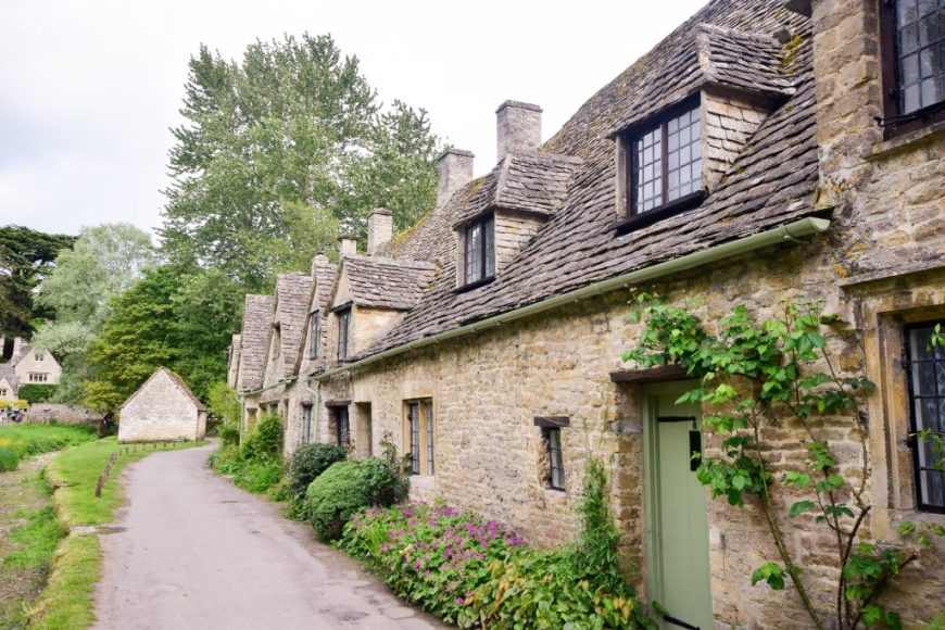 Cotswold Village, England