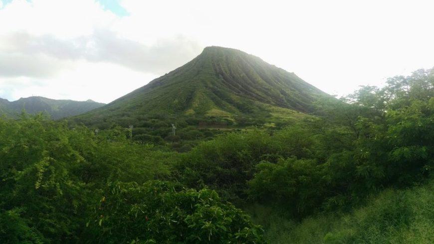 Lana'i Lookout, Hawaii