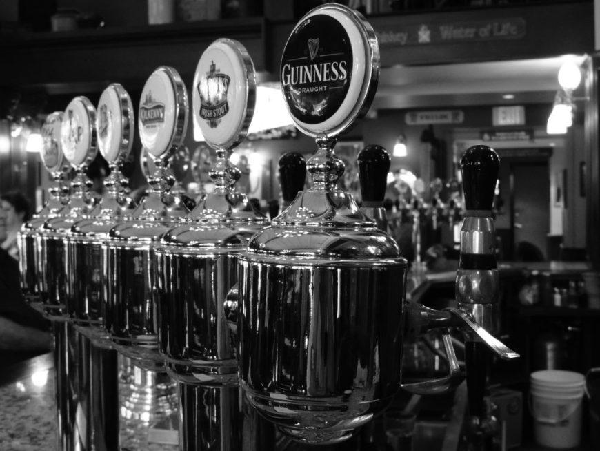 Oscar's Bar and Kitchen, Dublin