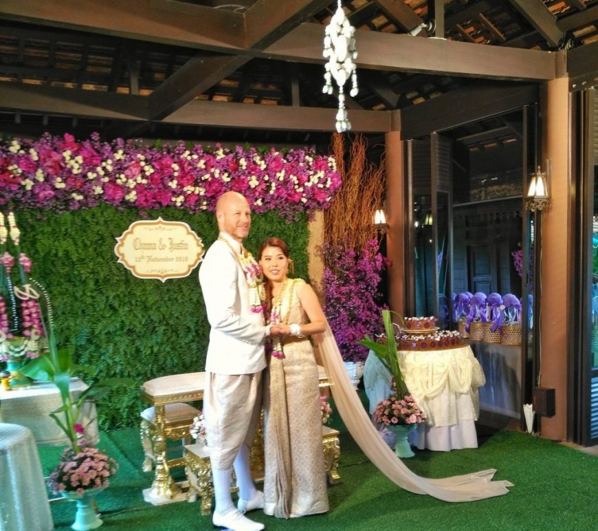Together To Wherever Wedding in Chiang Mai