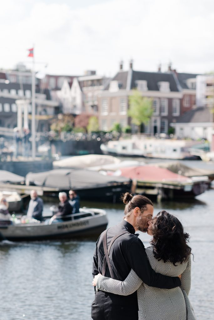 Wanderlustingk Wedding in Amsterdam