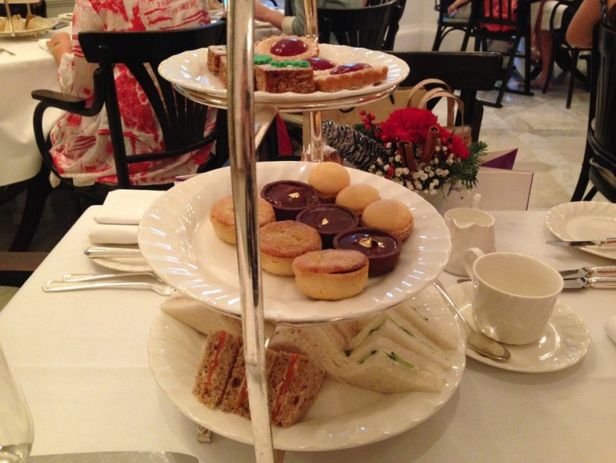 Ultimate Afternoon Tea: Raffles Hotel, Singapore