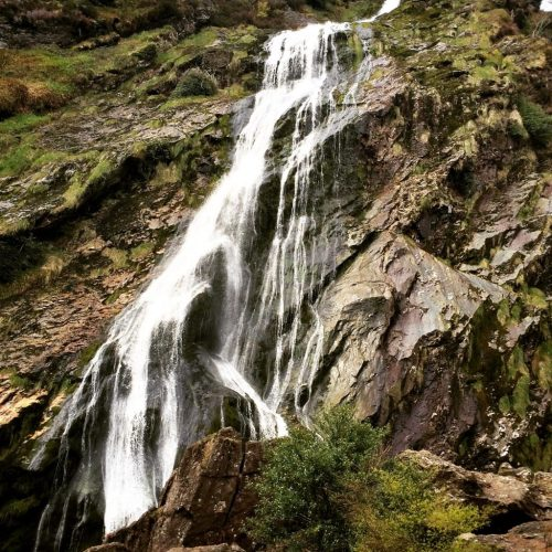 Powerscourt Waterfall, Ireland