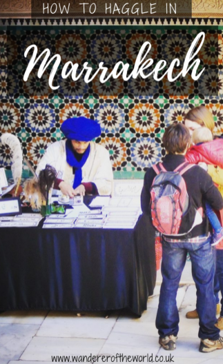 Marrakech Shopping Tips: How to Haggle in Marrakech