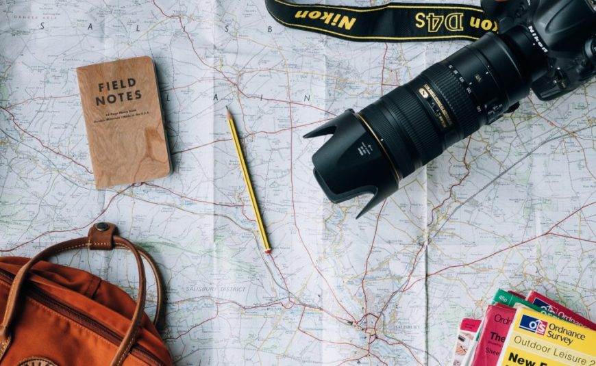 Best Apps for Itinerary Trip Planning