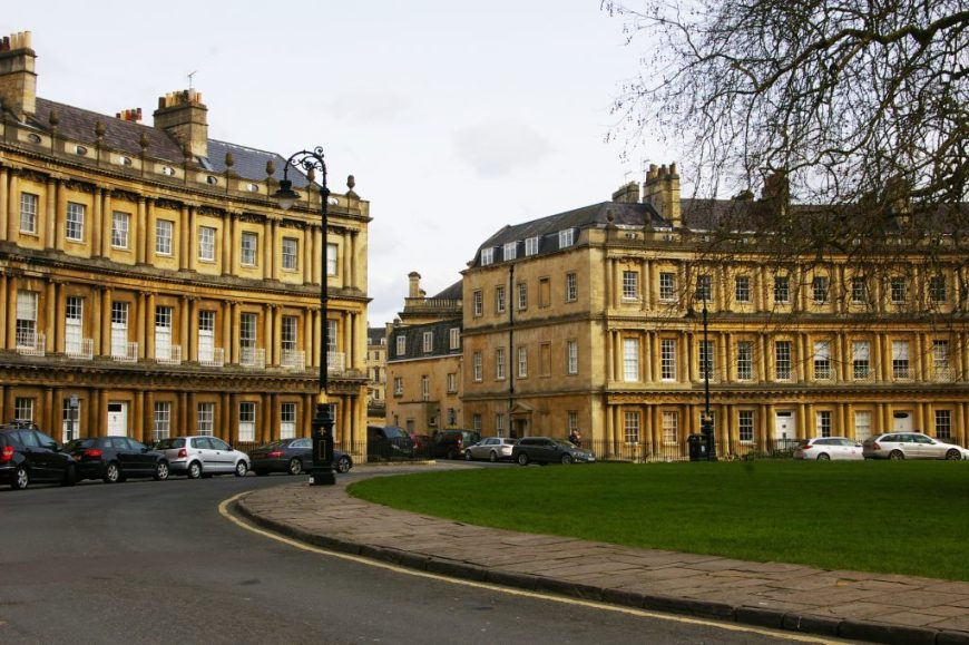 The Circus, Bath
