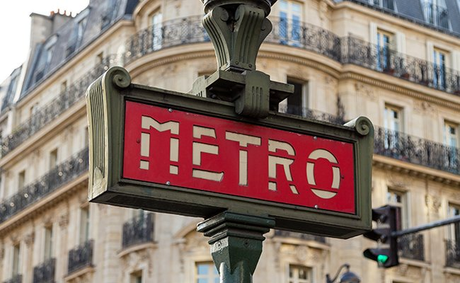 Understanding The Paris Metro