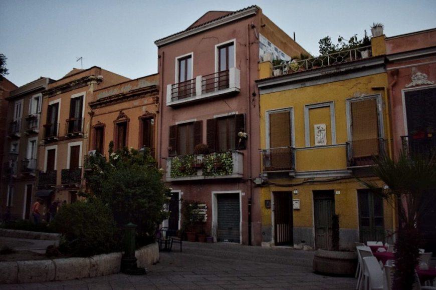 Cagliari Houses