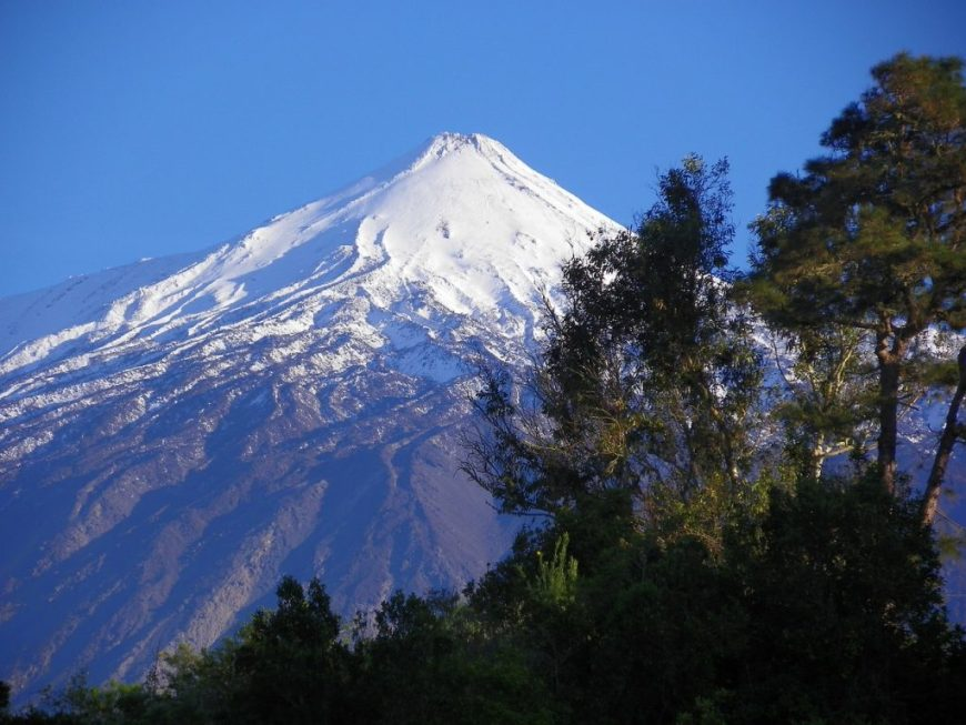 Canary Islands Things To Do - Mount Teide