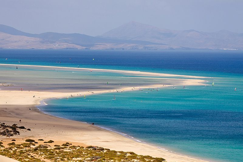 Canary Islands Things To Do - Sotavento Beach