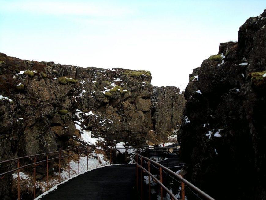 Thingvellir National Park: Iceland Tectonic Plates