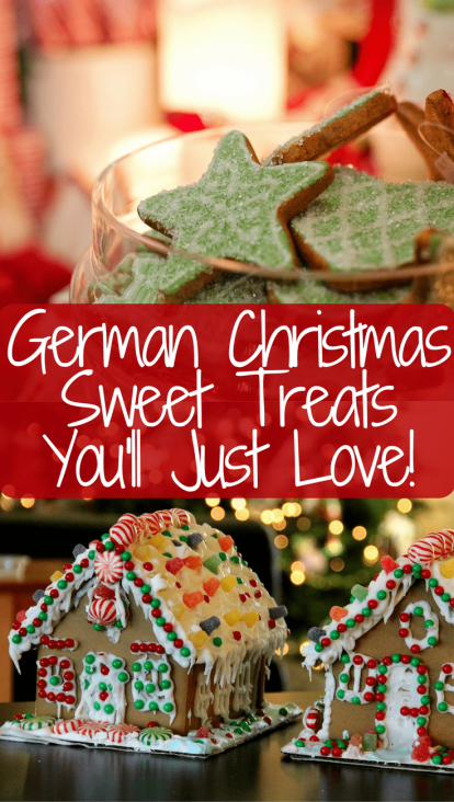 5 German Christmas Sweet Treats You'll Just Love!