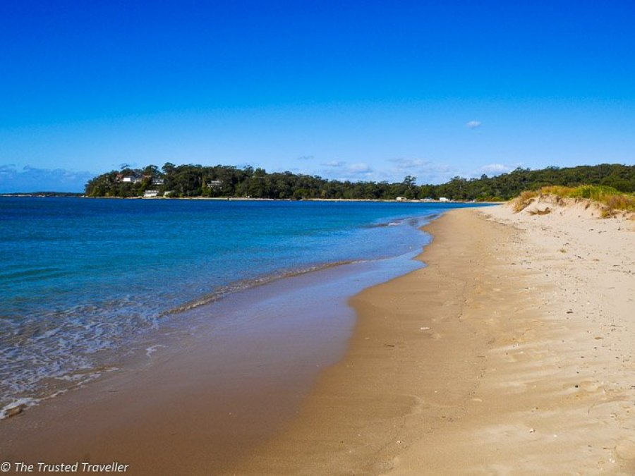 Untouched Beaches in the Royal National Park