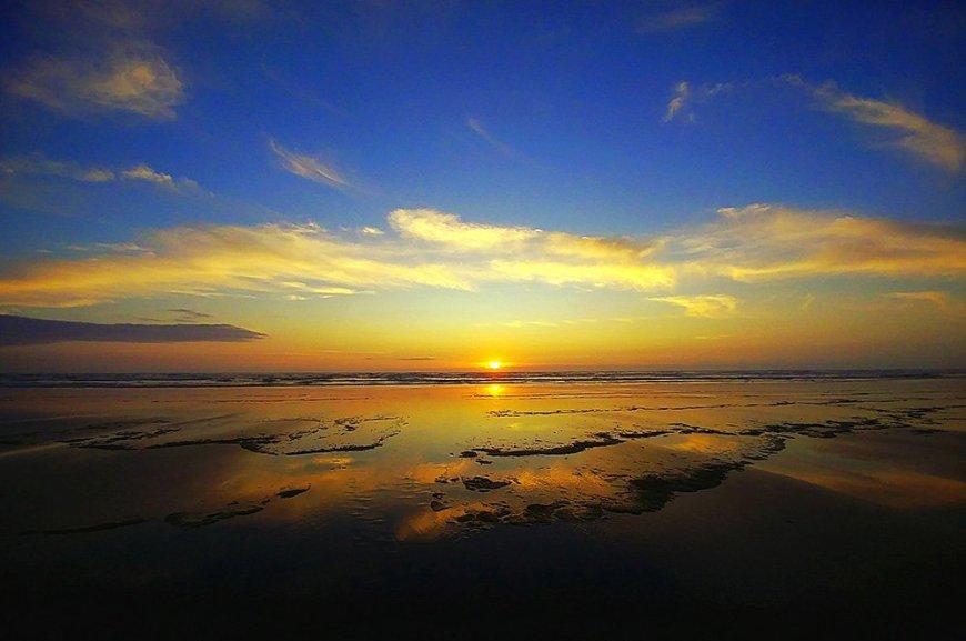 Grayland Washington Sunset