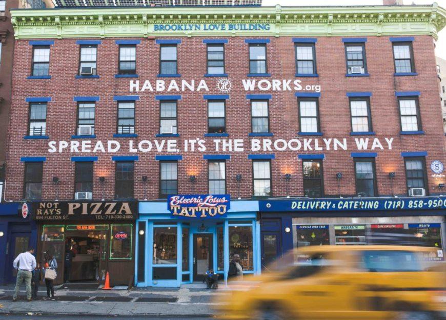 Spread Love, it's the Brooklyn Way