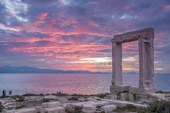 naxos-sunset