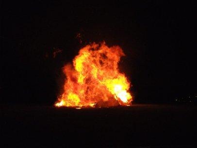 Plymouth Bonfire
