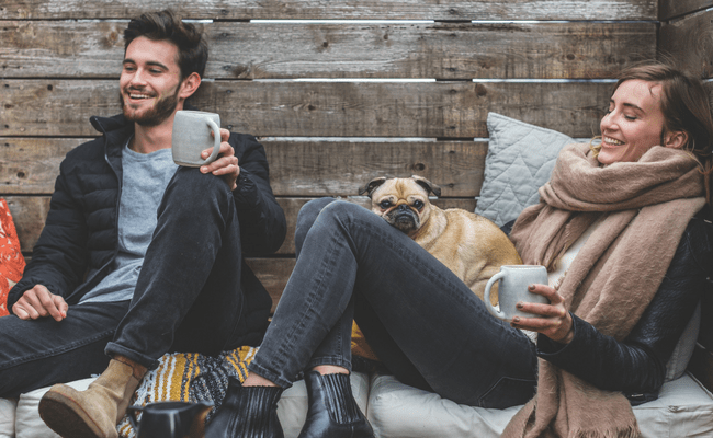 12 of the Best Dog Friendly Cafes in the UK