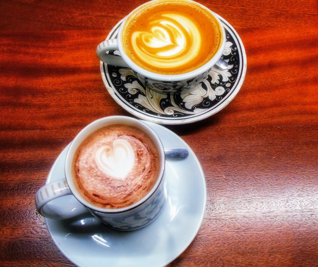 La Colombe Coffee & Hot Chocolate