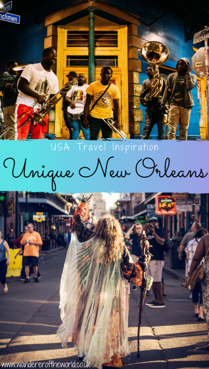 Unique New Orleans: Where To Go & What To Do