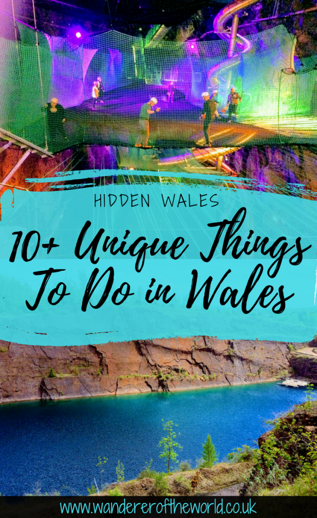10+ Totally Unique Things To Do in Wales