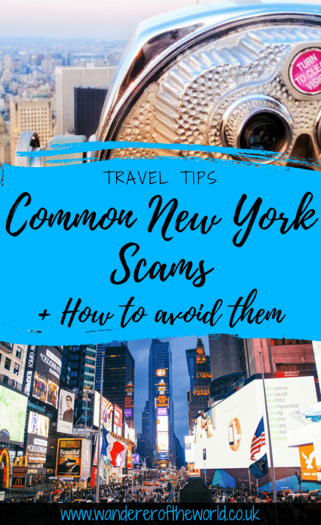 Common New York Scams & How To Avoid Them