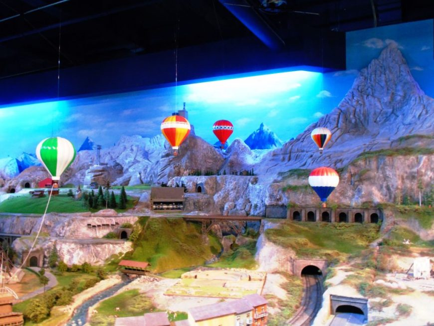 European Hot Air Balloons