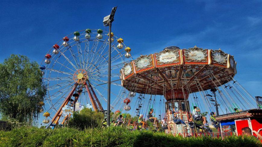 Pier Amusement Park