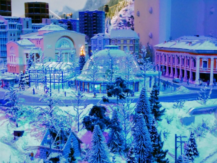 Russian Winter Wonderland