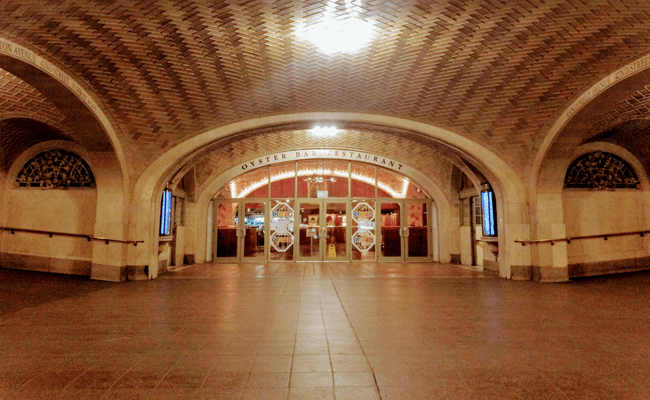 Grand Central Secrets: The Whispering Gallery at Grand Central