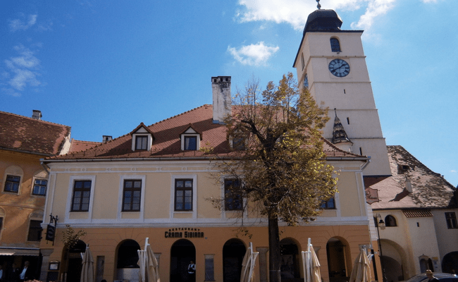 Through The Eyes Of A Local: Sibiu, Romania