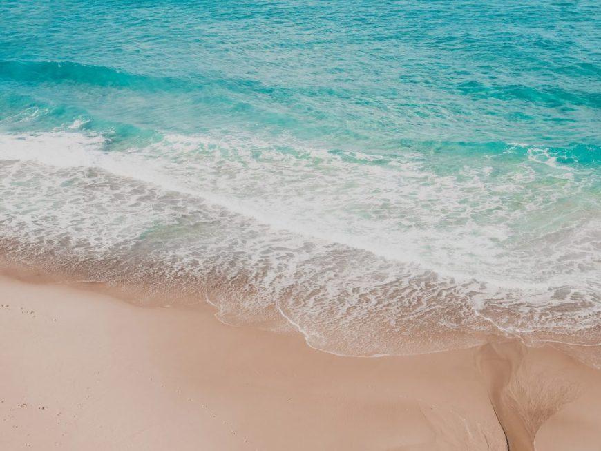 Pentire Steps Beach