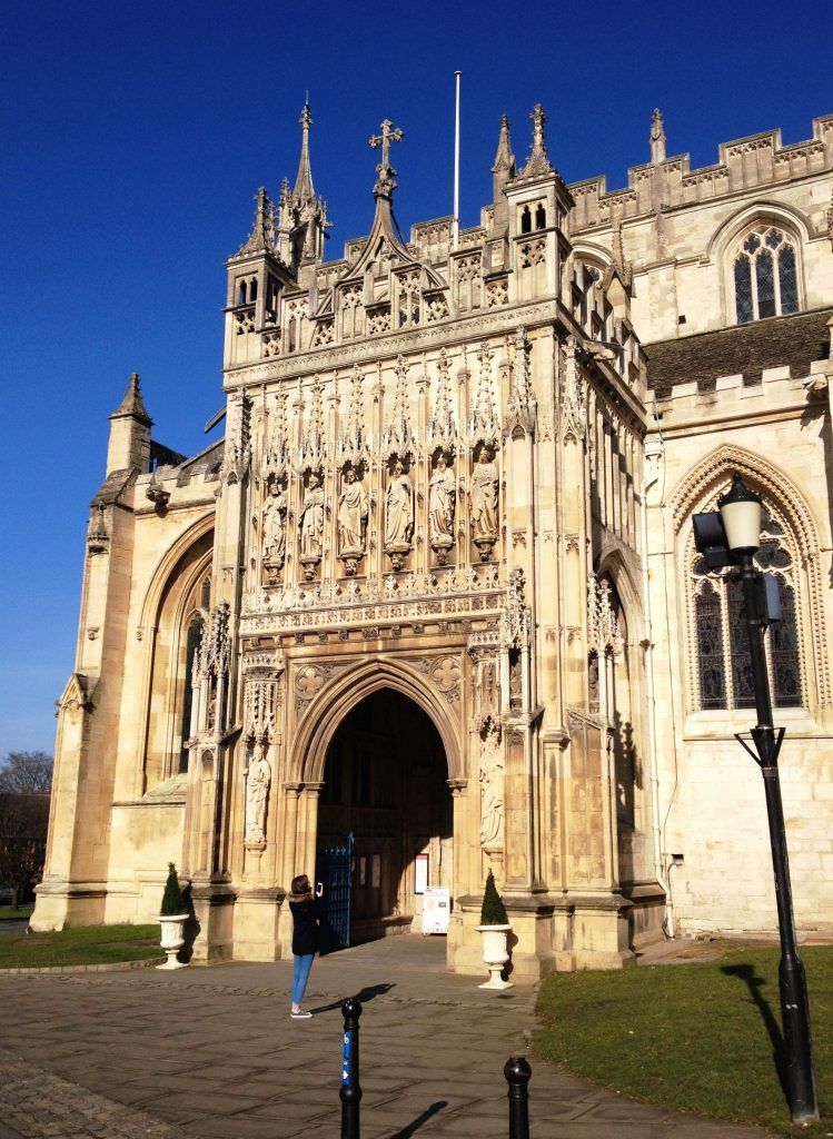 Gloucester Cathedral - Entrance