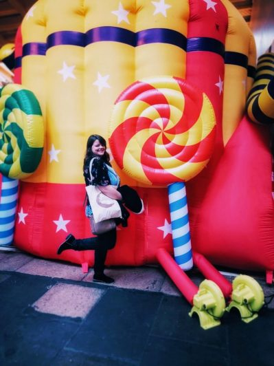 Lollypop Photo Opp