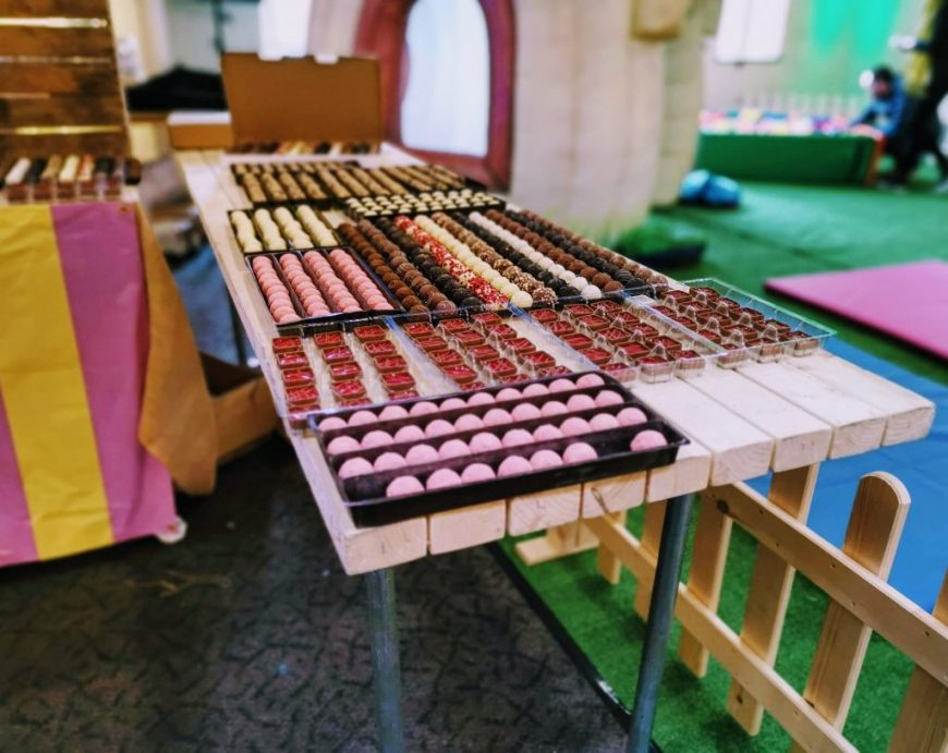 The Fantastical Chocolate Festival