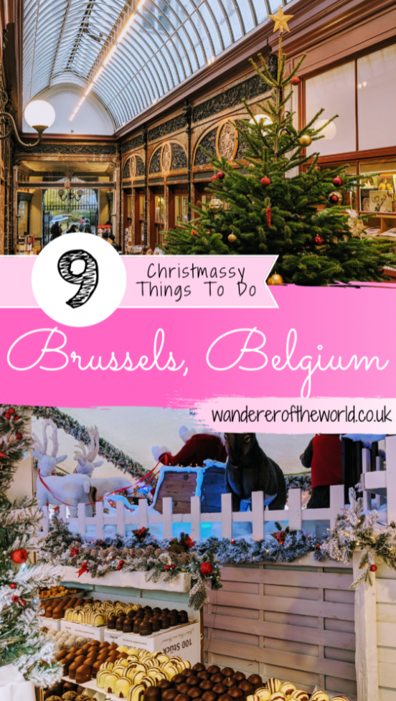 Christmas in Brussels: What To Do, Where To Go & More!
