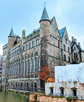 Geeraard de Duivelsteen in Ghent