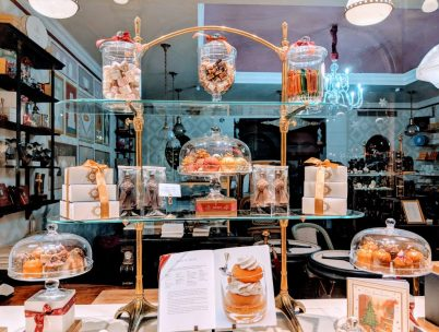 Meert's Shop Display